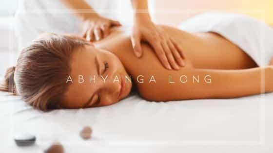 Massage Abhyanga Long a Paris