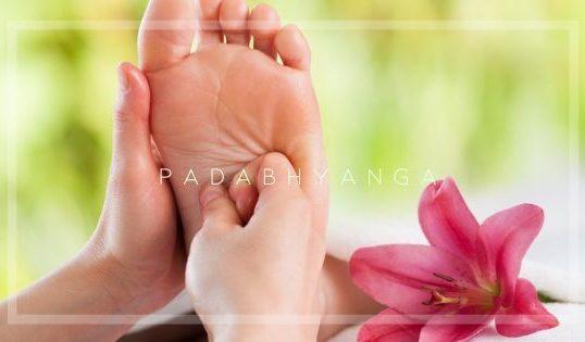 Massage du Pied a Paris - Padabhyanga