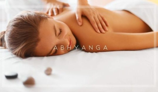 Decouvrez les massage ayurvedique du du corps